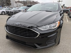 2020 Ford Fusion S Car