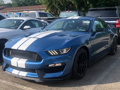 New 2019 Ford Mustang Shelby GT350 Fastback Car in Ford