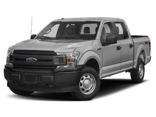 2019 Ford F-150 XL Crew Cab Pickup