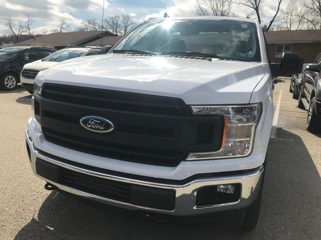 2020 Ford F-150 XL Regular Cab Pickup