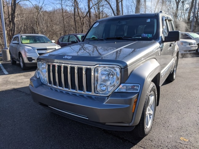 2012 Jeep Liberty Limited Sport Utility