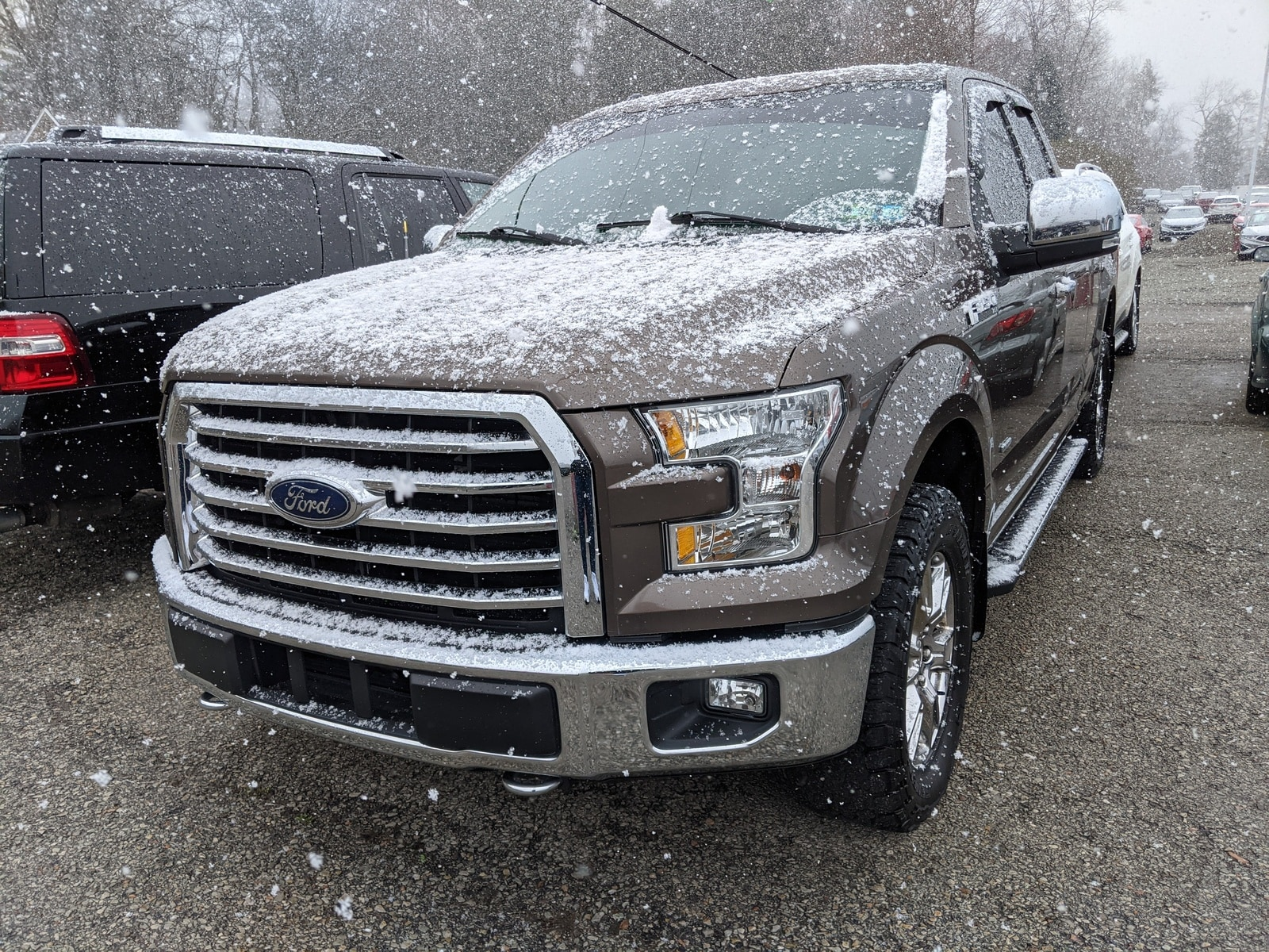 2016 Ford F-150 XLT Extended Cab Pickup