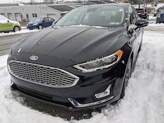 2020 Ford Fusion Hybrid Titanium Car