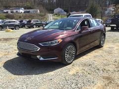 2018 Ford Fusion SE FWD Car