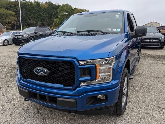 2018 Ford F-150 XL Crew Cab Pickup