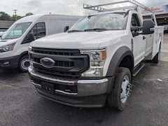 2020 Ford Super Duty F-450 DRW Chassis Cab XL Regular Cab Chassis-Cab