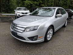 2011 Ford Fusion 4dr Sdn SE FWD Car