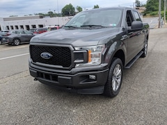 2018 Ford F-150 XL Crew Cab Pickup
