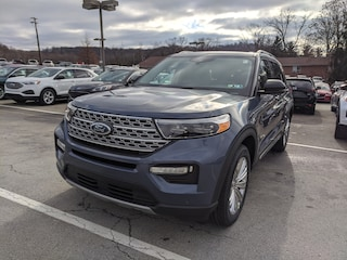 2021 Ford Explorer Limited Sport Utility