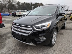 2017 Ford Escape Titanium Sport Utility