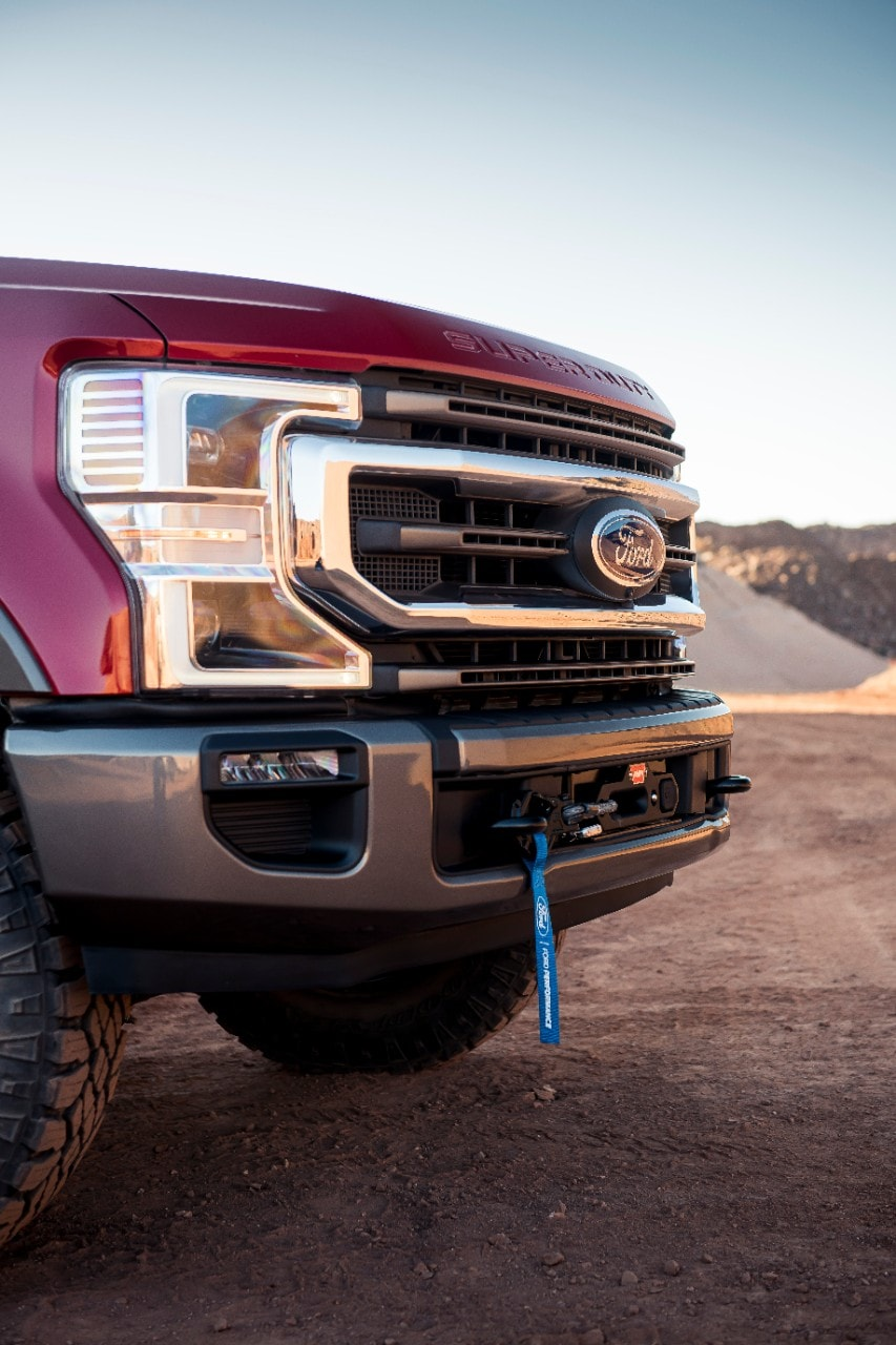 Ford Winch