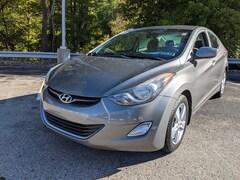 2013 Hyundai Elantra GLS Pzev Car