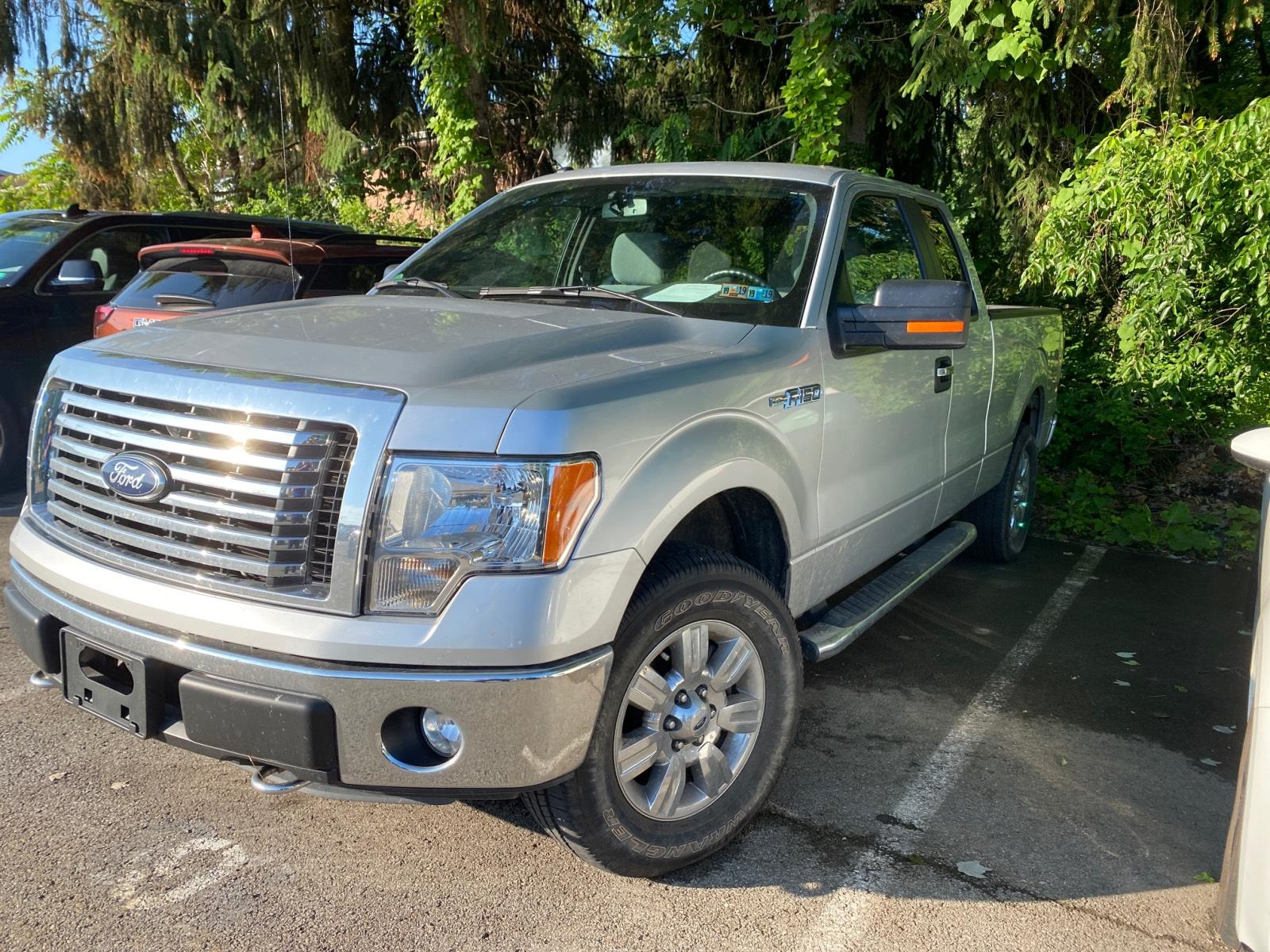 2012 Ford F-150 XLT Extended Cab Pickup