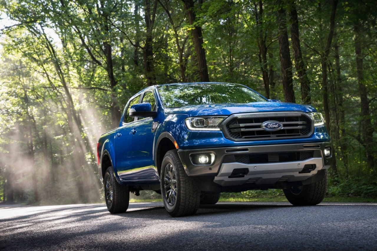Ford Introduces Sporty Ranger FX2 Package