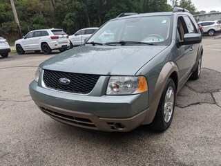 Used 2006 Ford Freestyle SEL Sport Utility