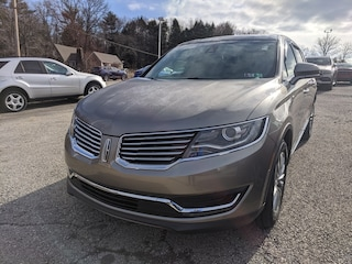 Used 2016 Lincoln MKX Select Sport Utility