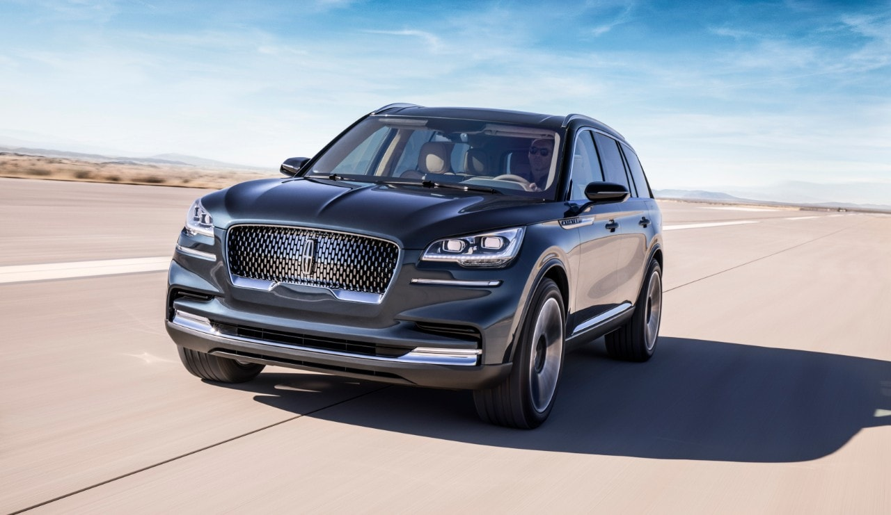Elegant Lincoln Aviator - Smail Lincoln Blog