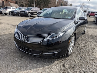 Used 2015 Lincoln MKZ Car