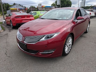 Used 2016 Lincoln MKZ 4dr Sdn AWD Car
