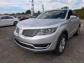 Used 2018 Lincoln MKX Premiere Sport Utility