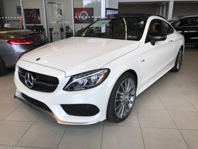 2018 Mercedes-Benz AMG C 43 4MATIC Coupe V-6 cyl