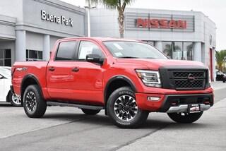 New  2021 Nissan Titan PRO-4X Truck Crew Cab for Sale in Buena Park, CA