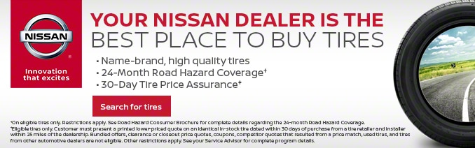 Nissan Best Place To Buy Tires