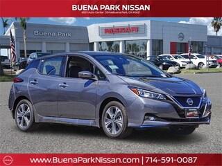 New  2020 Nissan LEAF SL PLUS Hatchback for Sale in Buena Park, CA