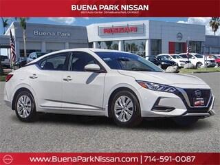 New 2021 Nissan Sentra S Sedan for Sale in Buena Park, CA