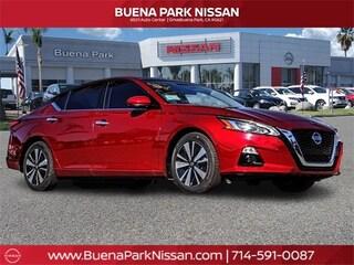 New 2021 Nissan Altima 2.5 SL Sedan for Sale in Buena Park, CA