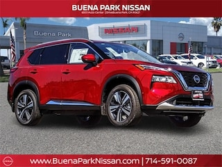 New 2021 Nissan Rogue Platinum SUV for Sale in Buena Park, CA