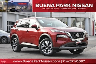 New  2021 Nissan Rogue SV SUV for Sale in Buena Park, CA