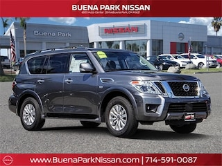 New  2020 Nissan Armada SV SUV for Sale in Buena Park, CA