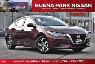 New  2021 Nissan Sentra SV Sedan for Sale in Buena Park, CA