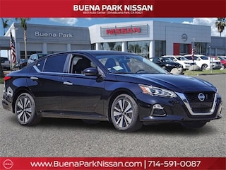 New 2021 Nissan Altima 2.5 SV Sedan for Sale in Buena Park, CA