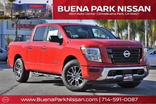 New  2021 Nissan Titan SV Truck Crew Cab for Sale in Buena Park, CA