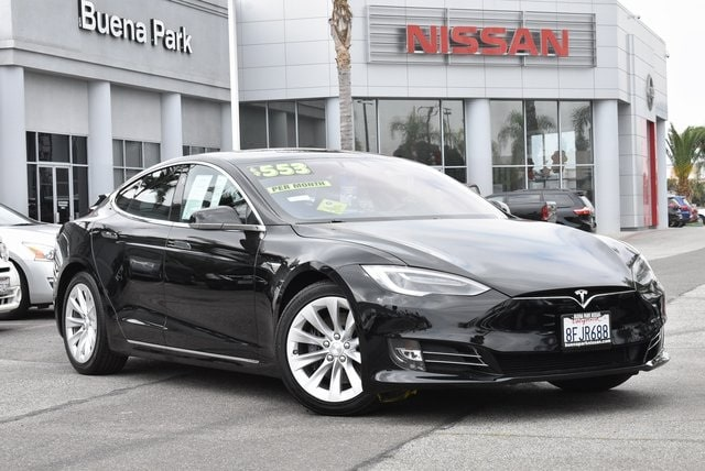 Used Tesla Model S Buena Park Ca