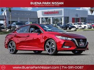 New 2021 Nissan Sentra SR Sedan for Sale in Buena Park, CA