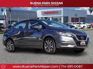 New  2020 Nissan Versa 1.6 SV Sedan for Sale in Buena Park, CA