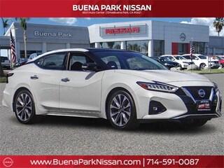 New  2021 Nissan Maxima Platinum Sedan for Sale in Buena Park, CA