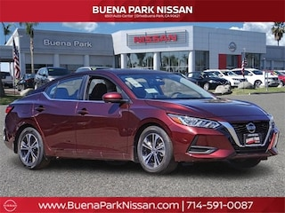 New  2021 Nissan Sentra SV Sedan for Sale in Buena Park, CA