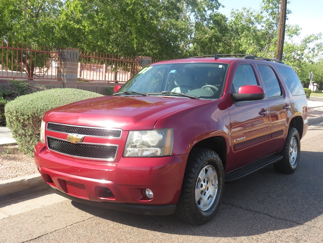 Used 2007 Chevrolet Tahoe LT SUV For Sale Phoenix AZ