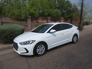 Used 2018 Hyundai Elantra SE Sedan in Phoenix