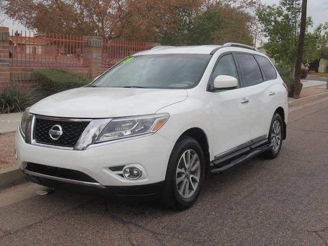 Used 2013 Nissan Pathfinder SL SUV For Sale Phoenix AZ