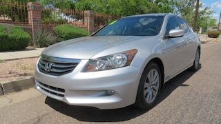 New 2012 Honda Accord 3.5 EX Sedan For Sale Phoenix AZ