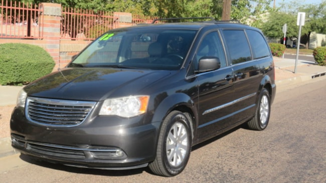 Used 2012 Chrysler Town Country For Sale Phoenix Az Stock 2c170271