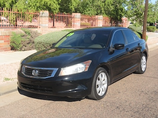 New 2009 Honda Accord 2.4 EX-L Sedan For Sale Phoenix AZ