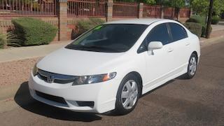 New 2011 Honda Civic LX Sedan For Sale Phoenix AZ
