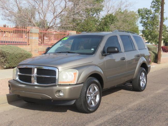 Used 2006 Dodge Durango SLT SUV For Sale Phoenix AZ