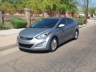 Used 2015 Hyundai Elantra SE Sedan in Phoenix